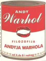 Filozofija Andyja Warhola: od A do B i natrag