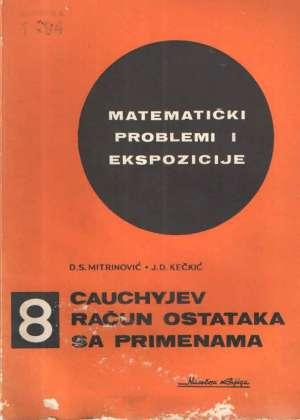 Cauchyjev račun ostataka sa primenama