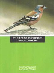 Atlas ptica gnjezdarica grada Zagreba
