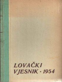 Lovački vjesnik - 1954