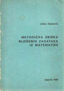 Metodička zbirka riješenih zadataka iz matematike