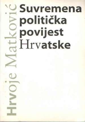 Suvremena politička povijest Hrvatske