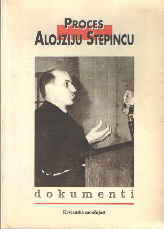 Proces Alojziju Stepincu: dokumenti