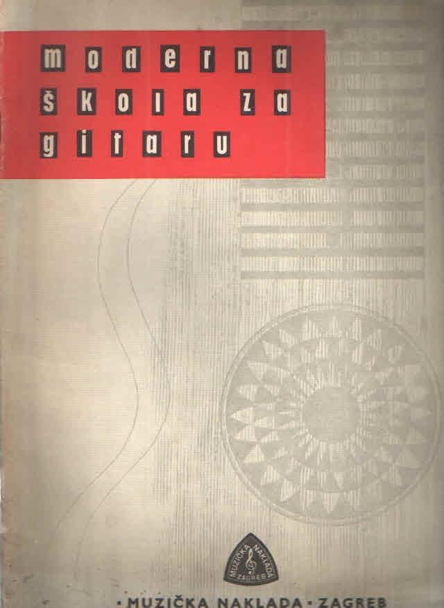 Moderna škola za gitaru