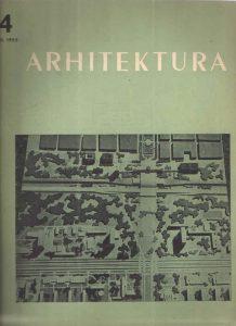 Arhitektura: časopis za arhitekturu... broj 4