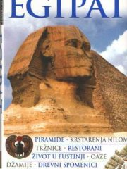 Egipat (Eyewitness travel guides)