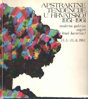 Apstraktne tendencije u Hrvatskoj 1951-1961