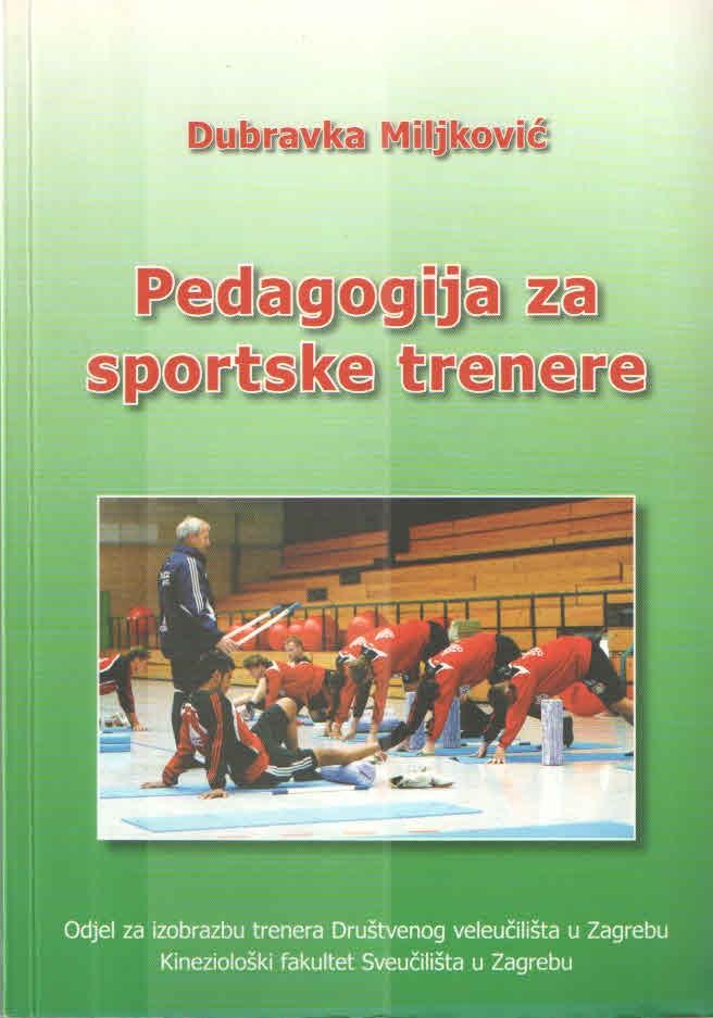 Pedagogija za sportske trenere