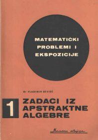 Zadaci iz apstraktne algebre