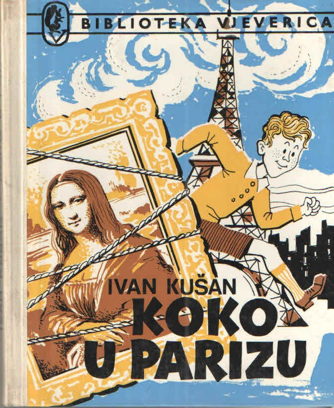Koko u Parizu