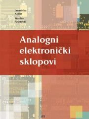 ANALOGNI ELEKTRONIČKI SKLOPOVI : udžbenik za 2.-4. razred 4-godišnjih strukovnih škola