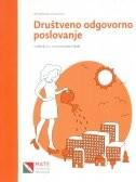 DRUŠTVENO ODGOVORNO POSLOVANJE : udžbenik za 2. razred ekonomske škole