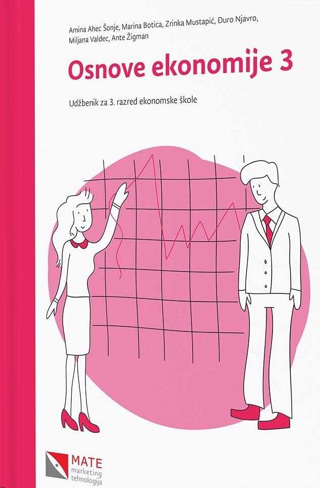 OSNOVE EKONOMIJE 3 : udžbenik za 3. razred ekonomske škole