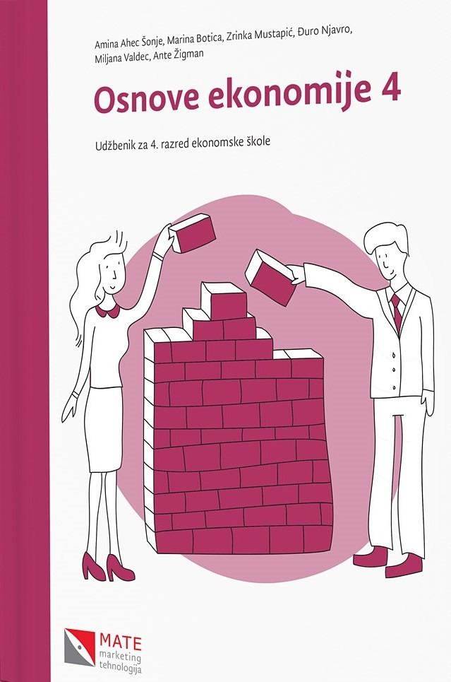 OSNOVE EKONOMIJE 4 : udžbenik za 4. razred ekonomske škole