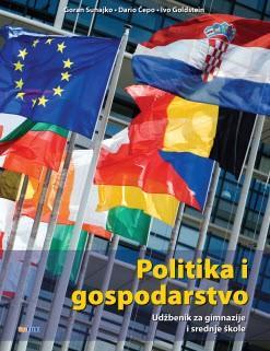POLITIKA I GOSPODARSTVO : udžbenik za gimnazije