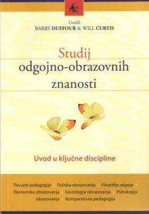Studij odgojno-obrazovnih znanosti: Uvod u ključne discipline