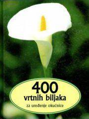 400 vrtnih biljaka za uređenje okućnice