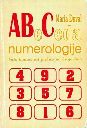 Abeceda numerologije