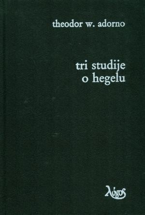 Tri studije o Hegelu