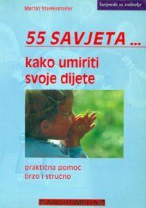 55 savjeta...kako umiriti svoje dijete
