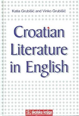 Croatian literature in english