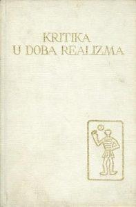 Kritika u doba realizma (Pet stoljeća br. 62)
