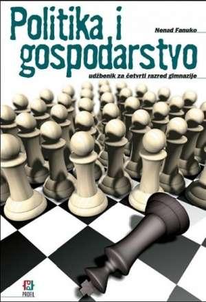 POLITIKA I GOSPODARSTVO : udžbenik za 4. razred gimnazije