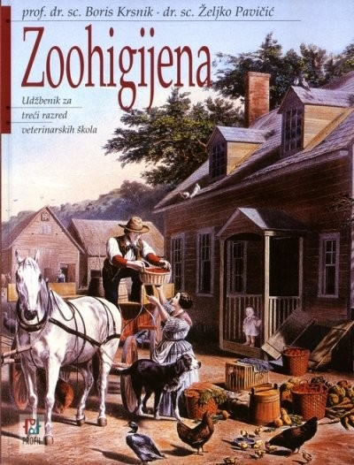 ZOOHIGIJENA : udžbenik za 3. razred veterinarskih škola