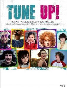 TUNE UP! : udžbenik engleskog jezika sa zvučnim CD-om za prvi razred gimnazije