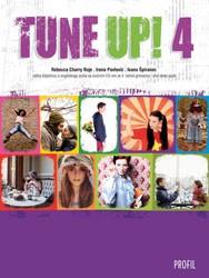 TUNE UP! 4 : udžbenik engleskoga jezika sa zvučnim cd-om za četvrti razred gimnazije