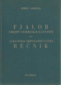 Albansko-srpskohrvatski rečnik