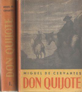 Bistri vitez Don Quijote od Manche 1-2