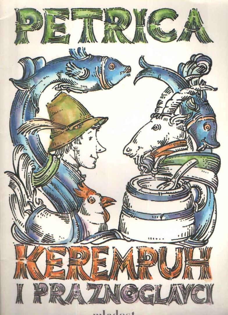 Petrica Kerempuh I Praznoglavci Antikvarijat Bono