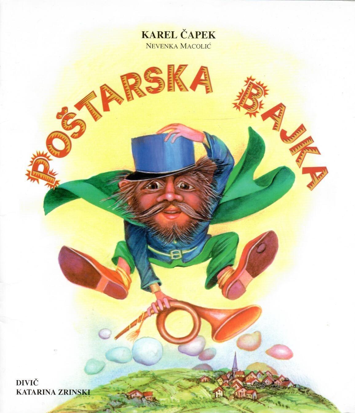 Poštarska bajka - Antikvarijat Bono