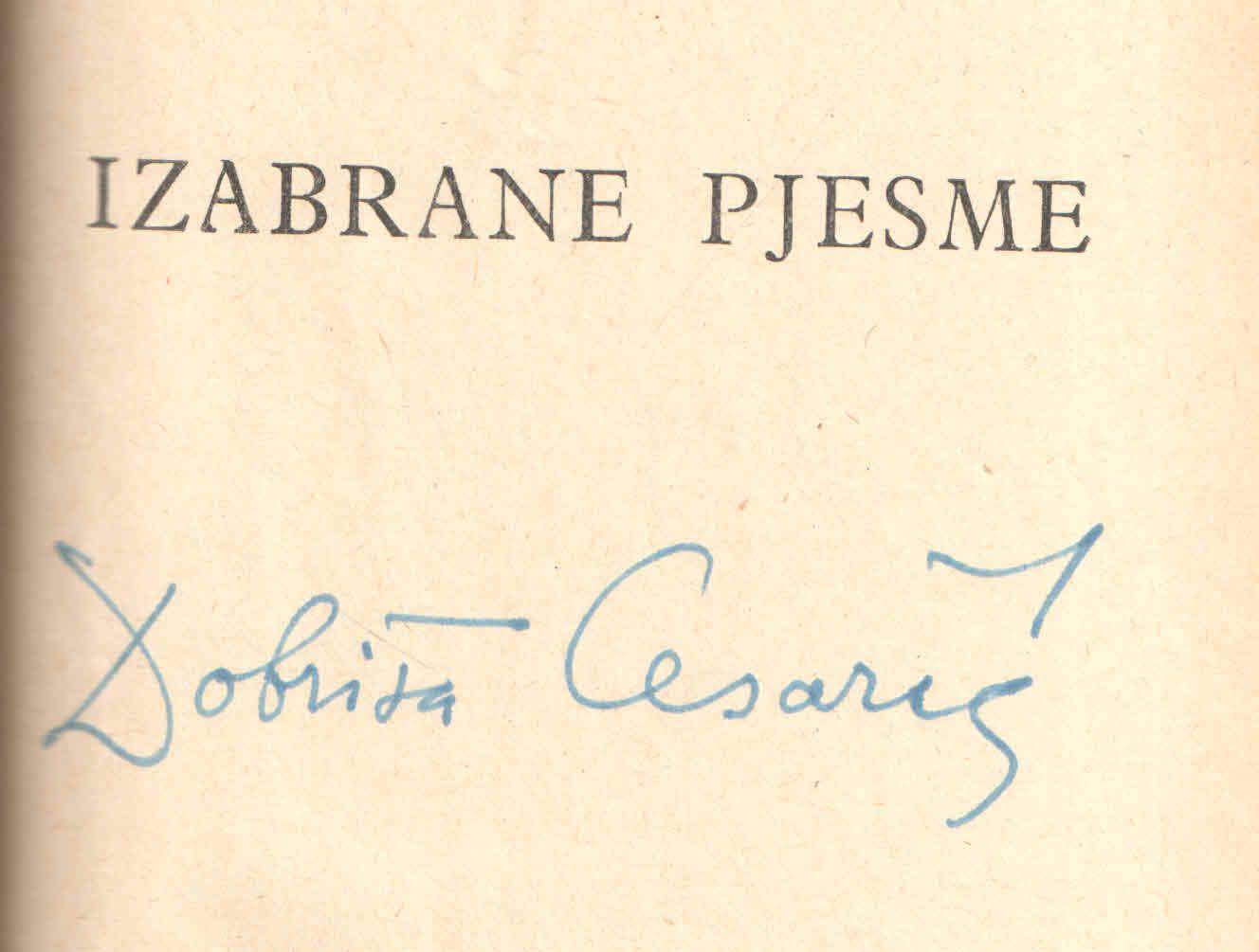 Knjige s potpisom
