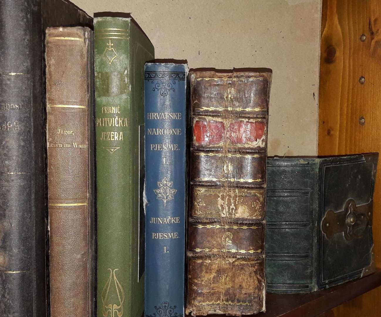 Stare i rijetke knjige